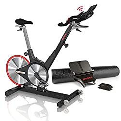 keiser m3 in black and red - best spin bikes