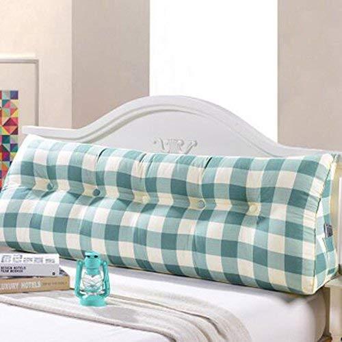 kissen bett kissen, doppelbett soft pack, bett rückenpolster (farbe: A8, größe: 100 * 25 * 50 cm)