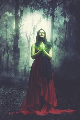 Fantasy Art Forest Witch Garden Journal