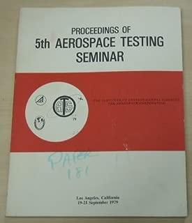 5th Aerospace Testing Seminar Proceedings