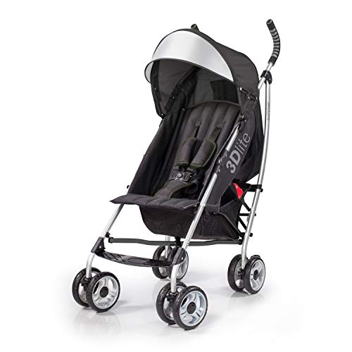 Image of Summer 3Dlite Convenience Stroller, Black (2016)