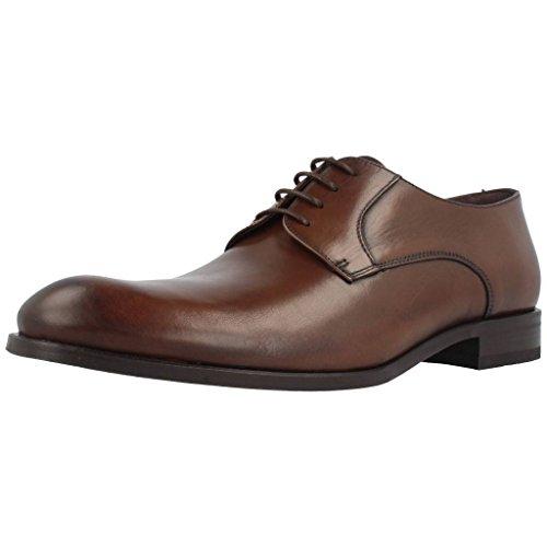 Sergio Serrano Zapatos Cordones 2204S Hombre Marrón