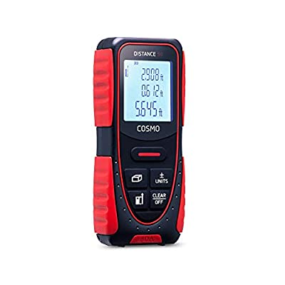 ADA Cosmo, Laser Distance Measure, Professional Digital Laser Distance Meter with LCD Display