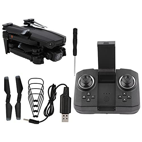 RBSD Quadrotor de Altura Fija, Mini Drone portátil, para capturar imágenes al Aire Libre con función WiFi Negro