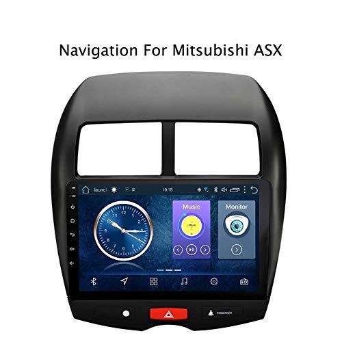 Android 8.1 Car Radio de navegación GPS para Mitsubishi ASX(2013-2017) | 2 DIN | 10.1 Pulgada | Pantalla LCD Táctil |1GB+16GB/2GB+32GB | DVD | USB | WLAN | 4.0 Bluetooth
