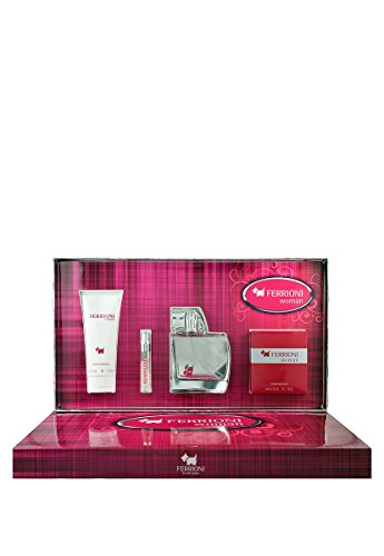 Set Ferrioni Woman 4 pz