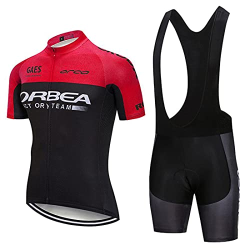 Summer Breathable Short Sleeve cycling Suit,MTB Bicycle Clothing for Men