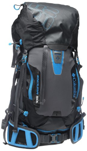 Columbia Rucksack Endura, black, L, 50 liters, UU9351