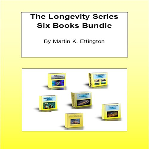The Longevity Series Six Books Bundle audiobook cover art