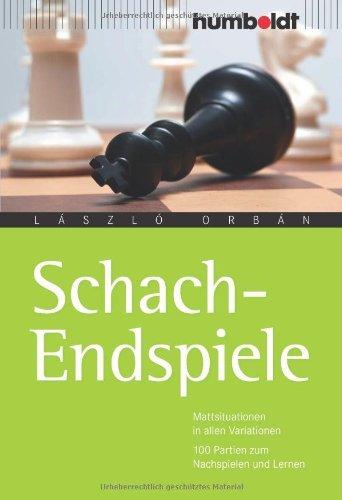 Schach-Endspiele: Mattsituationen in allen Variationen. 100 Partien zum Nachspielen und Lernen (humboldt - Freizeit & Hobby)