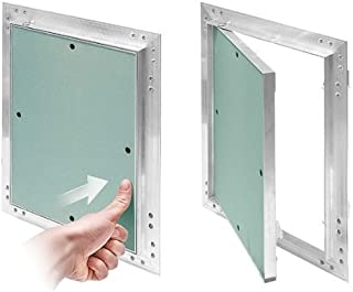 comprar comparacion MKK-SHOP KRAL1 - Tapa (150 x 200 mm, pladur, 12,5 mm, marco de aluminio), color verde menta