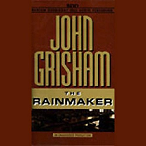 The Rainmaker     A Novel              著者:                                                                                                                                 John Grisham                               ナレーター:                                                                                                                                 Frank Muller                      再生時間: 16 時間  59 分     レビューはまだありません。     総合評価 0.0