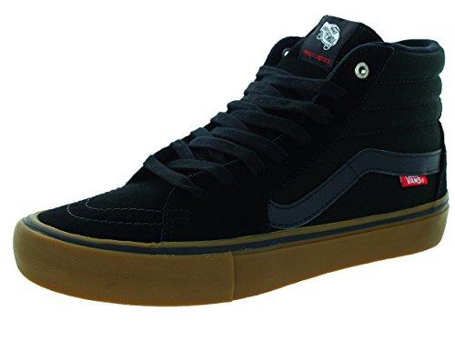 Vans Sk8-Hi Pro スケートシューズ メンズ US サイズ: 12 カラー: ブラック