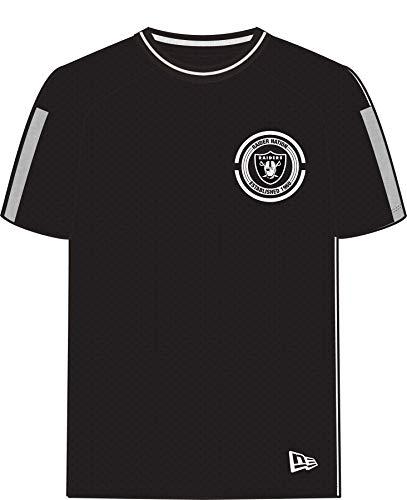 New Era Camisa ragl�n NFL ~ Oakland Raiders