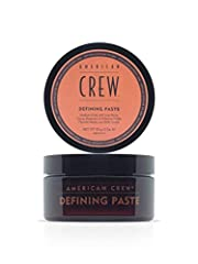 WHAT IT IS: Styling hair paste for added texture or increased definition. Wax-like consistency gives a matte finish while still remaining easy to use and distribute through hair. WHO IT'S FOR: Works well for those with medium hair lengths longer than...