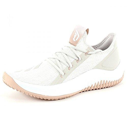 adidas Dame D.o.l.l.a, Scarpe da Basket Uomo, Nero (Cblack/Carbon/Lgsogr 000), 48 EU