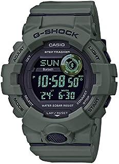 Casio G-Shock Steptracker - Reloj Bluetooth verde oliva GBD-800UC-3CR