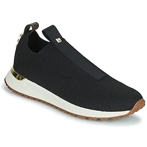 MICHAEL KORS Bodie Slip On Sofr Strecht Sneaker Black 43T1BDFP1D 41
