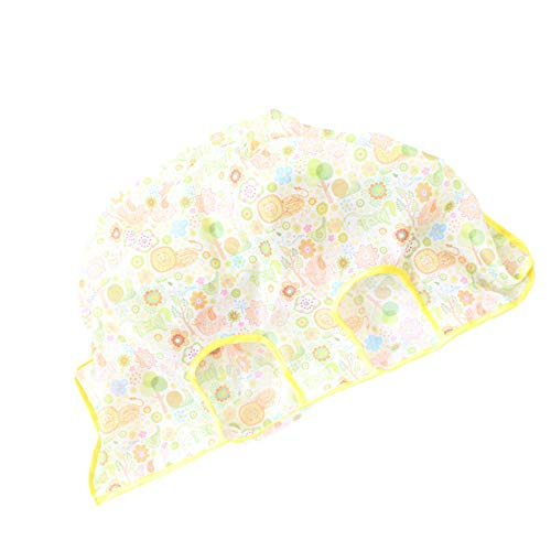 AGBFJY Foldable Baby Shopping Cart Cover Infant Cart Supermarket Cover Baby...