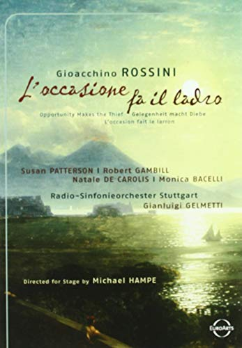 L'Occasione Fa Il Ladro (Opera Completa)(Dvd)