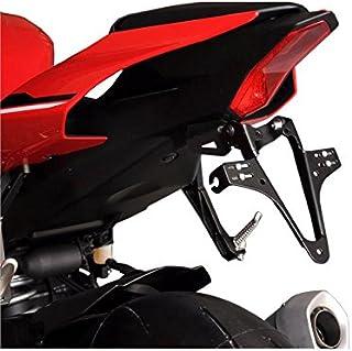 /Highsider Kawasaki ZX-10R Ann/ée de construction 2011 15/Support de plaque dimmatriculation plaque dimmatriculation plaque dimmatriculation//plaque de maintien/