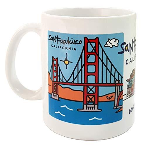 DONSOUVENIR Tasse MUG San Francisco (USA)