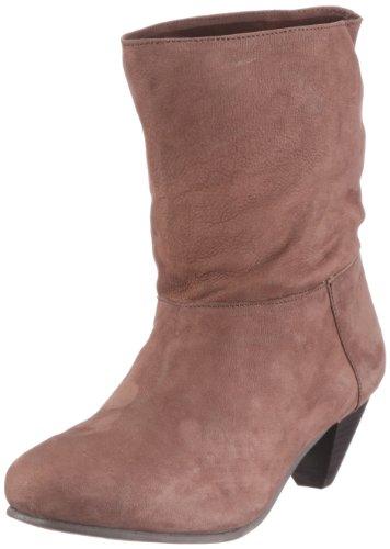 Mexx Damen Laura 5b Slouch Boot Stiefel, Braun (Dark Brown 249), 38 EU