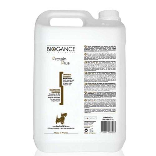 Biogance BGPP5L Honden Shampoo, Proteïne Plus, 5 L