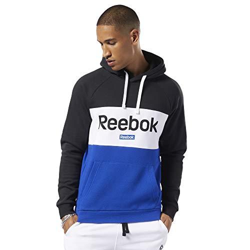 Reebok Te Big Logo Oth Hombre, Negro, S