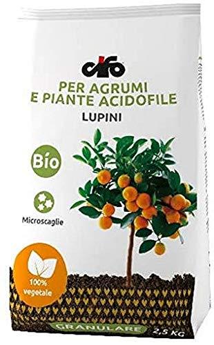 Cifo Lupini per Agrumi e piante Acidofile 2,5 kg