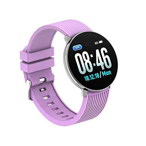 Nueva LV18 1,3 pulgadas de pantalla táctil completa de Smart Watch, la aptitud Reloj de pulsera, monitor de ritmo cardíaco, rastreador de ejercicios, sueño monitor, podómetro, cronómetro for las mujer