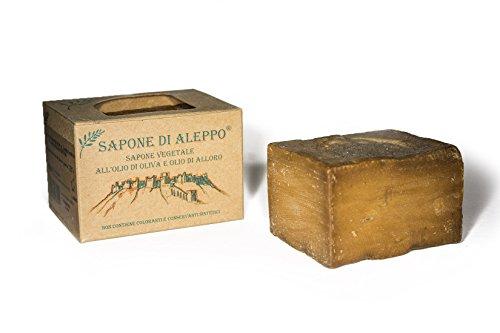Jabón de Aleppo con Aceite de Laurel al 32%