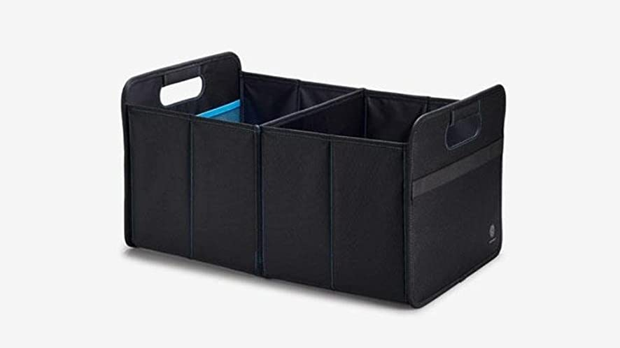 Volkswagen Genuine Folding Box Trunk Organizer Cargo Carrier