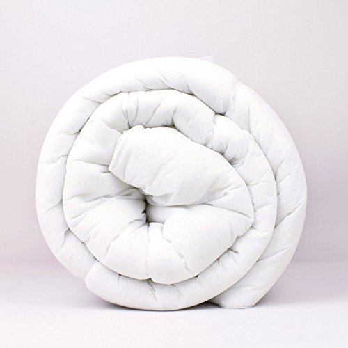 Rohi Basics Non-Woven Duvet/Quilt - 4.5/7.5/9.0/10.5/13.5/15.0 TOGS (4.5 Tog Single Bed, White)