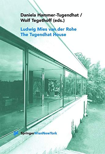 Hot Sale Ludwig Mies van der Rohe: The Tugendhat House