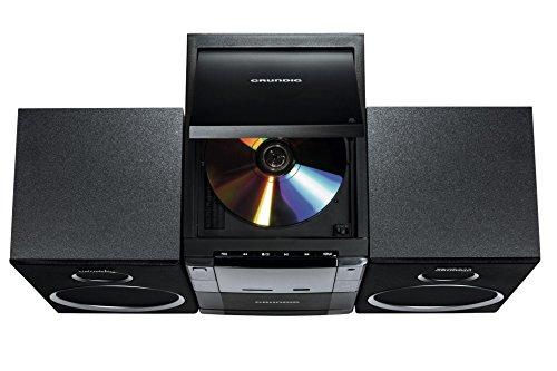 Grundig GLR5150 MS 240 Design Micro Anlage (FM-Tuner, MP3 Wiedergabe, USB, SD Karte)