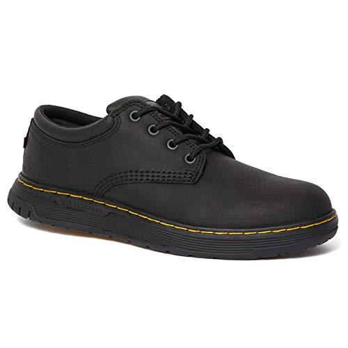 Dr. Martens, Men's Culvert Static Dissipation Light Industry Shoes, Black/Black, 5 M US