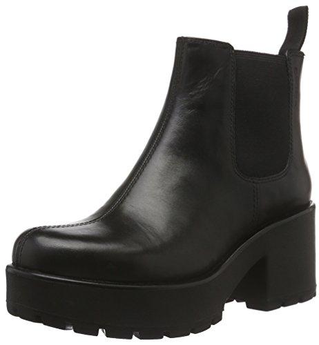 Vagabond Damen Dioon Chelsea Boots, Schwarz (20 Black), 39 EU