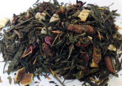 Shamila Gelber Tee Granatapfel-Cranberry 100 Gramm