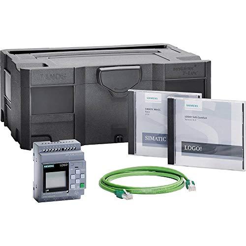 Siemens 6ED1057-3BA03-0AA8 SPS-Starterkit 115 V/AC, 115 V/DC, 230 V/AC, 230 V/DC