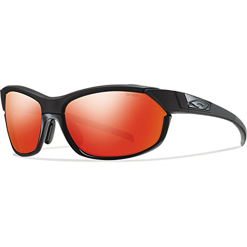 SMITH Overdrive/N 6Q D28 61 Gafas de Sol, Unisex Adulto, Negro (Shiny Black/Ao+Zb+99)