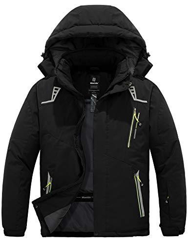 Black Winter Jackets Mens