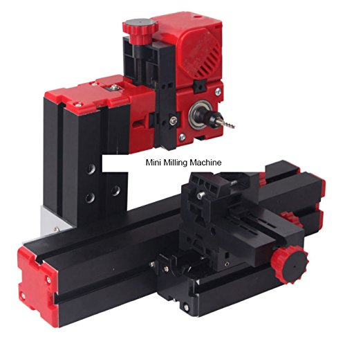 For Sale! Mini Milling Machine DIY Tool Metal Wood Working For Student Hobby Modelmaking