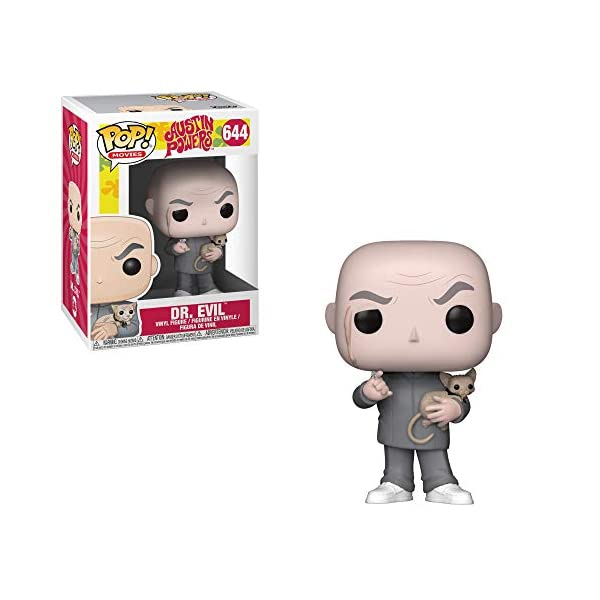 Funko 30772 POP Vinyl: Austin Powers: Dr. Evil 2