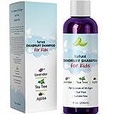 Anti Dandruff Shampoo for Kids - Best Tear Free Natural Children's Scalp Treatment with Lavender &...