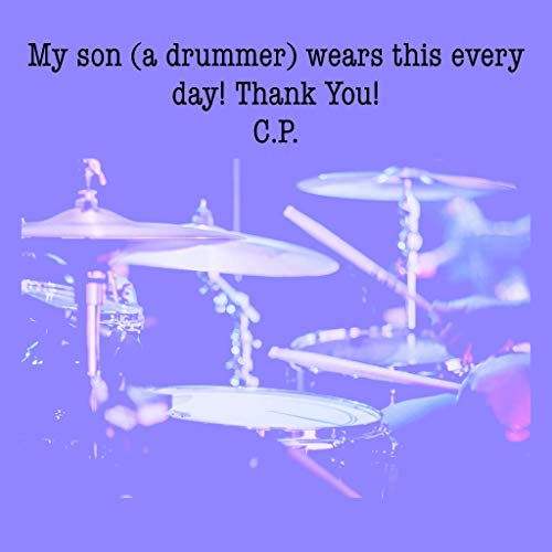 Product Image 2: Emerald Park Jewelry Drumstick Necklace | Gifts for Drummers Drummer Necklace Gifts for Drummers Men and Women A Gift for Drummer Men Perfect for Using on Your Drum Charm or Drum Necklace