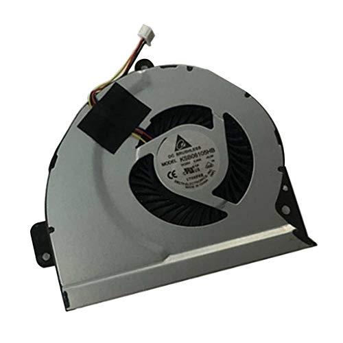 #N/A Ventilador De CPU Adecuado para Ventilador ASUS A43 X53S K53S A53S