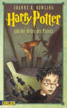 Harry Potter und der Orden des Phönix (Band 5) (Sonderausgabe)