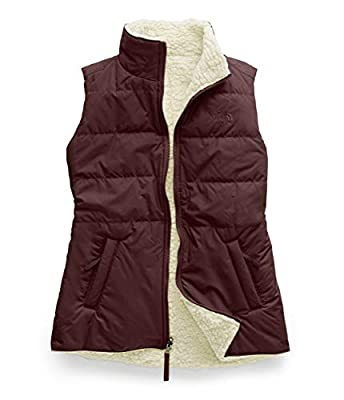 The North Face Women's Merriewood Reversible Vest, TNF Black, M