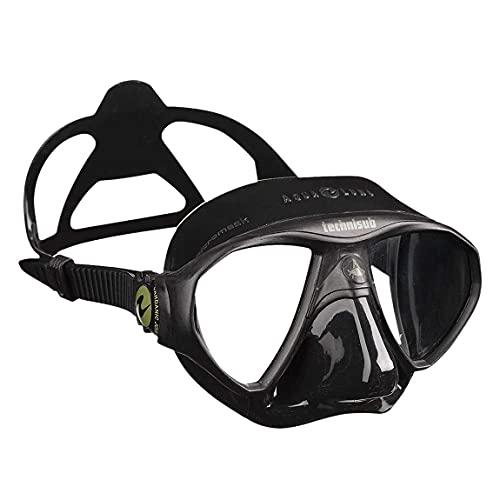 Aqua Lung Micromask, Adultos Unisex, Negro, Talla Única